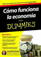 Portada de CÓMO FUNCIONA LA ECONOMÍA PARA DUMMIES - EBOOK