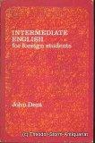 Portada de INTERMEDIATE ENGLISH FOR FOREIGN STUDENTS