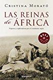 Portada de LAS REINAS DE AFRICA: VIAJERAS Y EXPLORADORAS POR EL CONTINENTE NEGRO