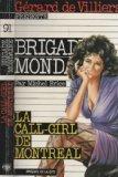 Portada de LA CALL-GIRL DE MONTRÉAL