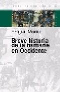 Portada de BREVE HISTORIA DE LA BARBARIE EN OCCIDENTE