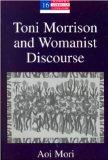 Portada de TONI MORRISON AND WOMANIST DISCOURSE (MODERN AMERICAN LITERATURE: NEW APPROACHES)