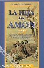 Portada de LA HIJA DE AMON (2ª ED.)