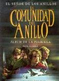 """Portada de ALBUM DE """"LA COMUNIDAD DEL ANILLO"""""""