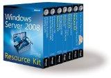 Portada de WINDOWS SERVER 2008 RESOURCE KIT (MICROSOFT MVPS; MICROSOFT WINDOWS SERVER TEAM)
