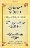 Portada de SELECTED POEMS/AUSGEWAHLTE GEDICHTE: A DUAL-LANGUAGE BOOK (DOVER LANGUAGE GUIDES)