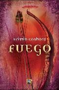 Portada de FUEGO    (EBOOK)