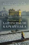Portada de LA PRINCESA DE KAPURTHALA
