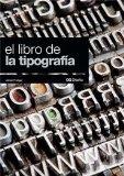 Portada de EL LIBRO DE LA TIPOGRAFÍA