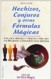 Portada de HECHIZOS CONJUROS Y OTRAS FORMULAS MAGICAS
