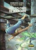 Portada de HISTORIA DE CYANN 4: LOS COLORES DE MARCADE