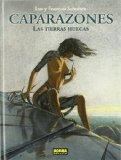 Portada de CAPARAZONES: LAS TIERRAS HUECAS
