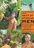 Portada de BEST OF AFRICAN MEN: 220 ARTISTIC IMAGES OF ATTRACTIVE YOUNG MEN FROM SOUTH AFRICA