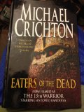 Portada de EATERS OF THE DEAD (CHARNWOOD LIBRARY)