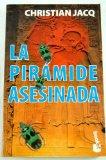 Portada de LA PIRÁMIDE ASESINADA