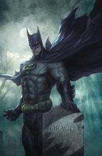 Portada de BATMAN: LA MUERTE DE ORACULO
