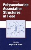 Portada de POLYSACCHARIDE ASSOCIATION STRUCTURES IN FOOD