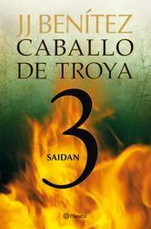 Portada de SAIDAN. CABALLO DE TROYA 3 - EBOOK