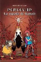 Portada de PERCEVAN 3: LA ESPADA DE GANAEL