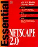 Portada de ESSENTIAL NETSCAPE NAVIGATOR 2.0
