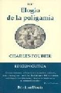 Portada de ELOGIO DE LA POLIGAMIA