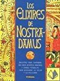 Portada de LOS ELIXIRES DE NOSTRADAMUS