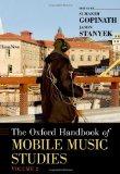 Portada de THE OXFORD HANDBOOK OF MOBILE MUSIC STUDIES, VOLUME 2