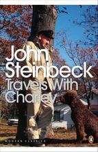 Portada de TRAVELS WITH CHARLEY (EBOOK)