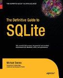Portada de THE DEFINITIVE GUIDE TO SQLITE