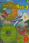 Portada de SUPER BUS 3 ST+2CDS 5ºEP