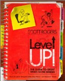 Portada de LEVEL UP!: THE GUIDE TO GREAT VIDEO GAME DESIGN