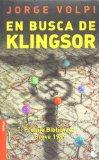 Portada de EN BUSCA DE KLINGSOR