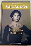 Portada de HIJA DE LA FORTUNA