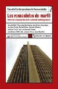 Portada de LOS RASCACIELOS DE MARFIL: CREACION E INNOVACION EN LA SOCIEDAD CONTEMPORANEA
