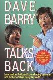 Portada de DAVE BARRY TALKS BACK