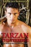 Portada de TARZAN THE TERRIBLE: 8