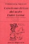 Portada de CANCIONES LIRICAS DEL SEXTO DALAI LAMA