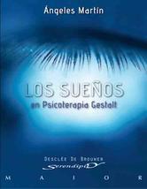 Portada de LOS SUEÑOS EN PSICOTERAPIA GESTALT - EBOOK