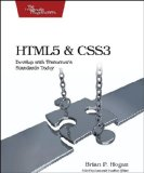 Portada de HTML5 AND CSS3: DEVELOP WITH TOMORROW'S STANDARDS TODAY (PRAGMATIC PROGRAMMERS)