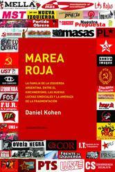 Portada de MAREA ROJA - EBOOK
