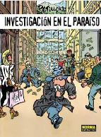 Portada de INVESTIGACION EN EL PARAISO