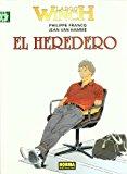 Portada de LARGO WINCH 1: EL HEREDERO