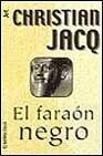 Portada de EL FARAON NEGRO
