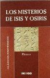 Portada de LOS MISTERIOS DE ISIS Y OSIRIS