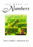 Portada de THE BOOK OF NUMBERS BY JOHN H. CONWAY (16-MAR-1998) HARDCOVER