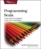 Portada de PROGRAMMING SCALA: TACKLE MULTI-CORE COMPLEXITY ON THE JAVA VIRTUAL MACHINE (PRAGMATIC PROGRAMMERS) BY SUBRAMANIAM, VENKAT PUBLISHED BY PRAGMATIC BOOKSHELF (2009) PAPERBACK