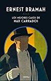 Portada de LOS MEJORES CASOS DE MAX CARRADOS (LIBROS DEL TIEMPO)