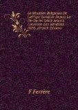 Portada de LA SITUATION RELIGIEUSE DE L'AFRIQUE ROMAINE DEPUIS LA FIN DU IVE SIÊCLE JUSQU'à L'INVASION DES VANDALES (429). (FRENCH EDITION)