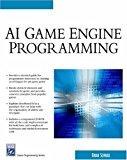 Portada de AI GAME ENGINE PROGRAMMING (GAME DEVELOPMENT SERIES) (CHARLES RIVER MEDIA GAME DEVELOPMENT) BY BRIAN SCHWAB (2004-09-02)