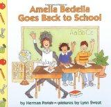 Portada de AMELIA BEDELIA GOES BACK TO SCHOOL BY HERMAN PARISH (1-JUN-2004) PAPERBACK